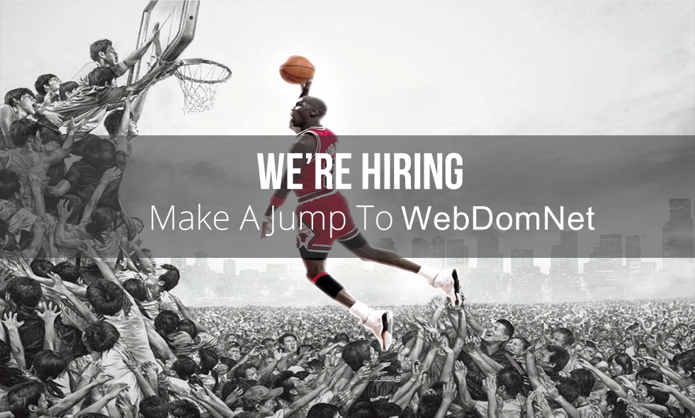 jump to WebDomNet